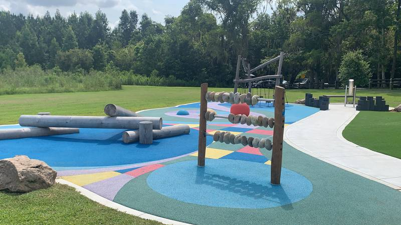 New park aims to be inclusive of all abilities