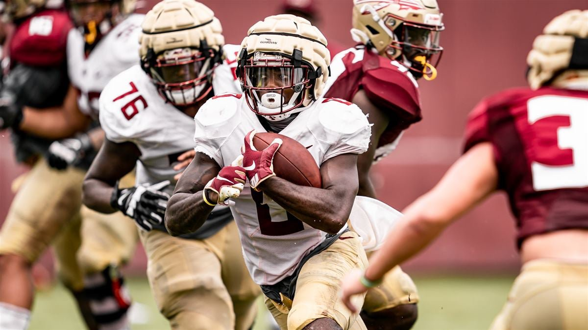 Florida State is hoping Jashaun Corbin, or another newcomer to the roster, can become the...