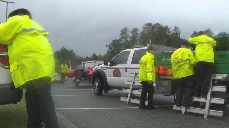 Nearly 100 Florida first responders have been prepped for immediate assistance for those...