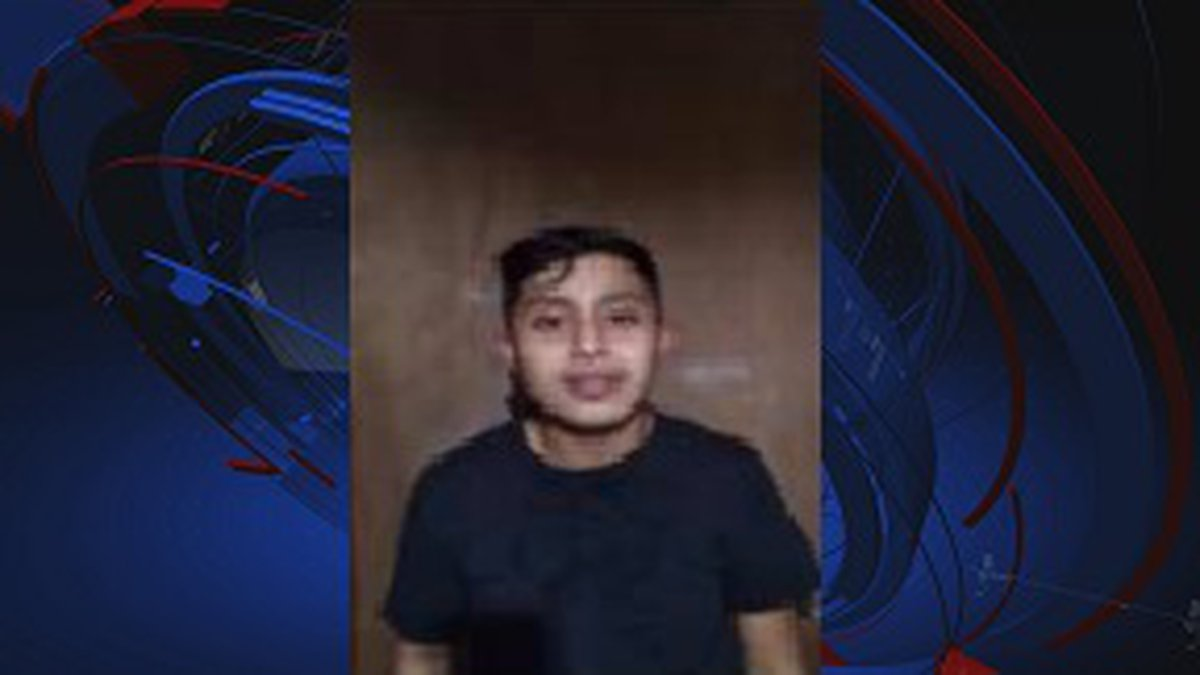 Emerson Pop Pop, 15, was last seen Saturday in the area of the 300 block of Cercy Ct.