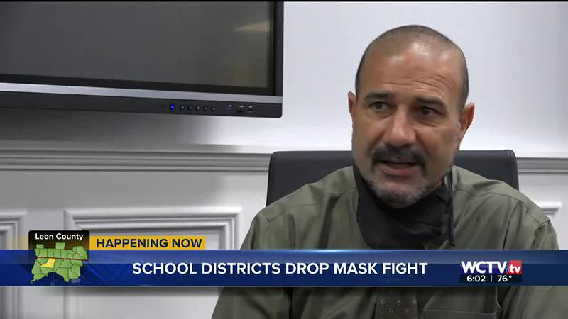 A second school district in as many days has backed down and come into compliance with the...