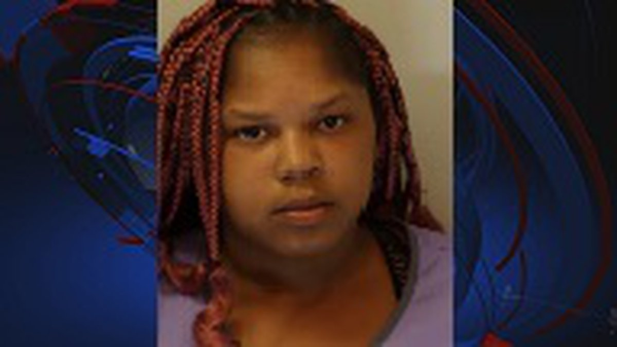 Jalacia Sims, 25, was arrested and charged with vehicular manslaughter, DUI manslaughter, DUI...