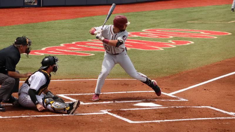 Matheu Nelson FSU baseball