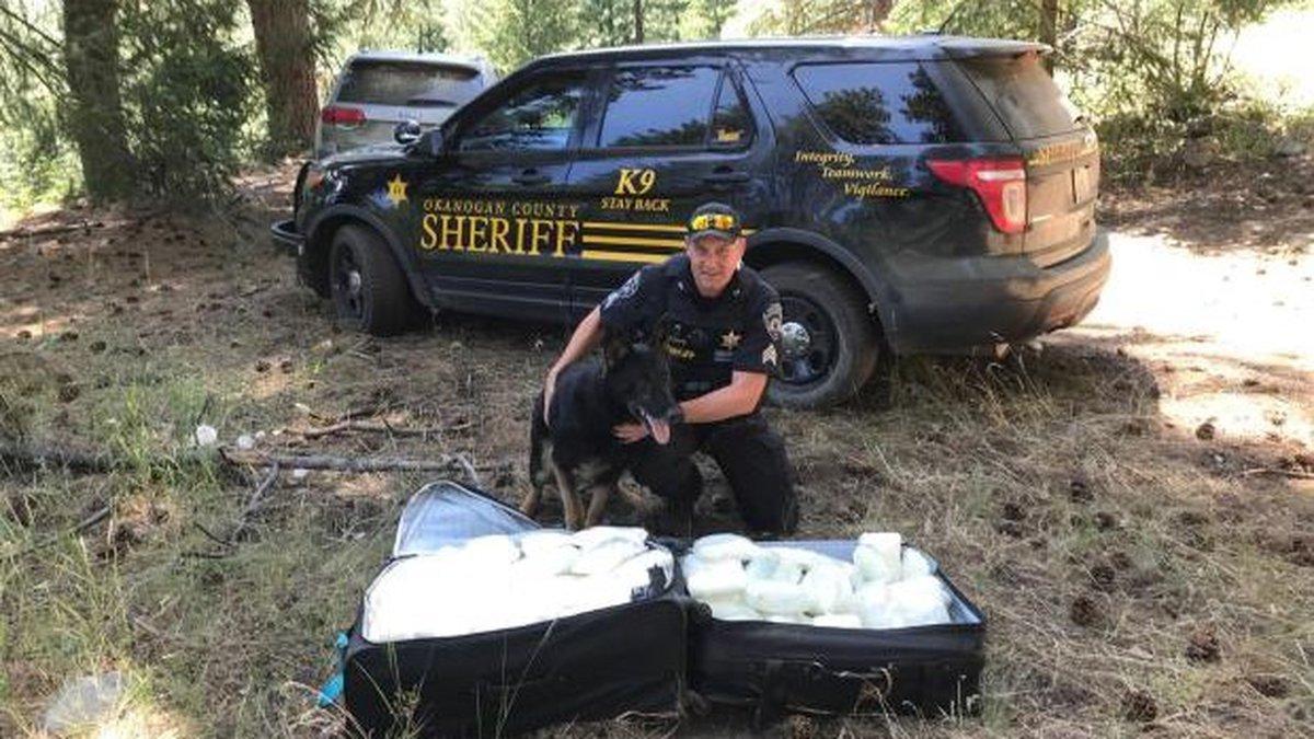 Courtesy: Okanogan County Sheriff's Office, CBS News