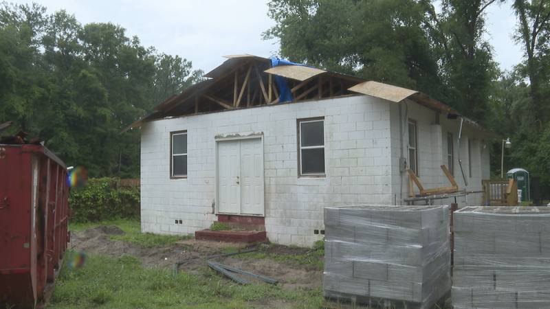 It's been almost three years since Hurricane Michael hit the Big Bend area, and one local...