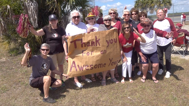 fter a near-picture perfect end of the season for Seminole Softball, the team was welcomed with...