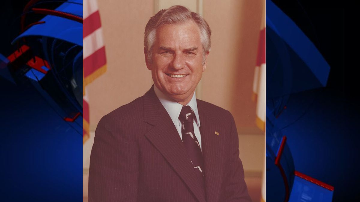 Former Florida Governor Wayne Mixson has died, according to his family. He was 98.