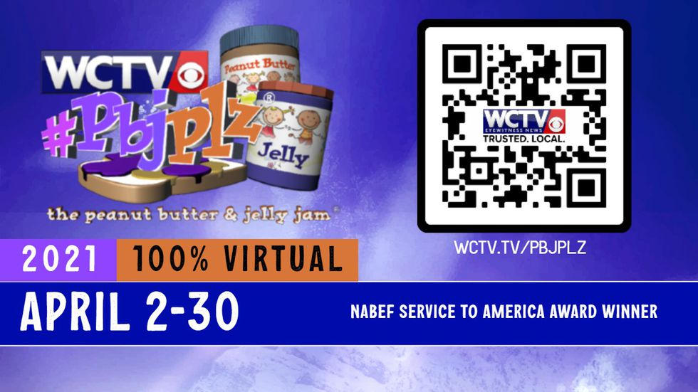 Join WCTV, Second Harvest of the Big Bend and Leon County Schools as we collect peanut butter...