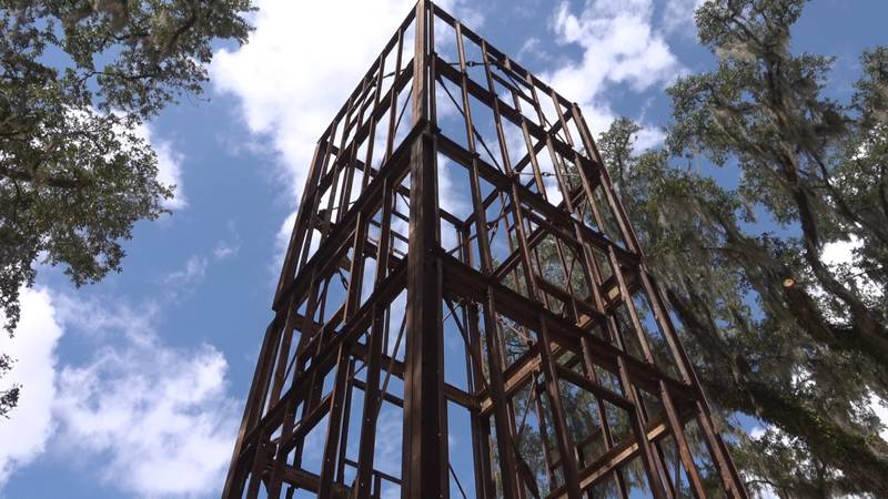 A historic structure in Tallahassee is getting a makeover.