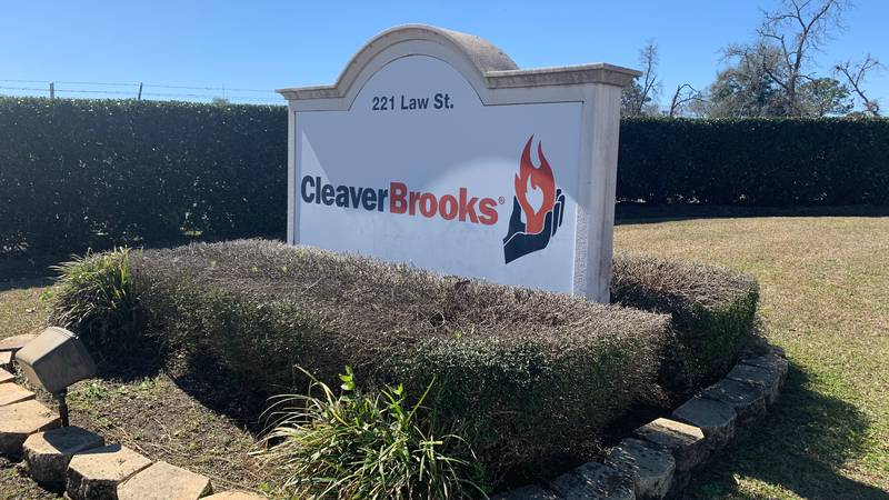 Cleaver Brooks closed its Thomasville production facility on Tuesday to conduct contact tracing...