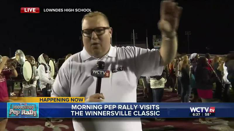 Sports director Ryan Kelly previewed the Winnersville Classic rivalry matchup during the...