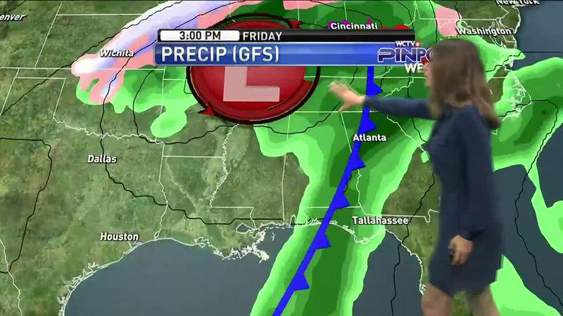 Meteorologist Hannah Messier has your morning forecast.