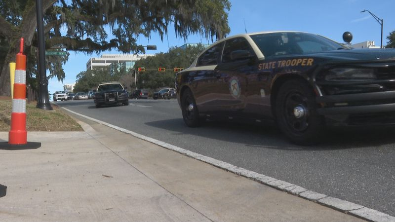 Law enforcement ramps up precautions in preparation for unrest.