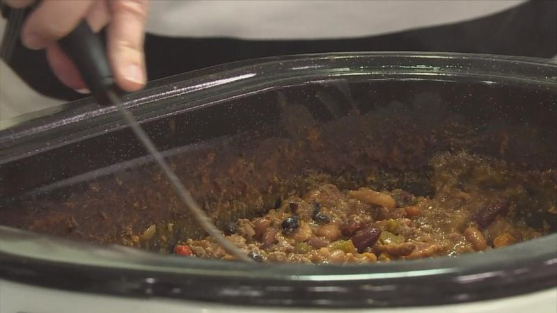 It was a flavorful night in Tallahassee at a chili cook-off at the American Legion Thursday.