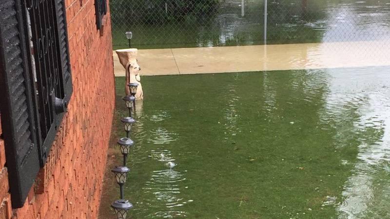 Hurricane Sally caused flooding across Gadsden County.