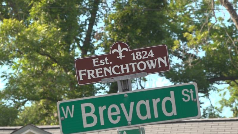 Frenchtown residents see a parallel between their neighborhoods rich past and the Greenwood...
