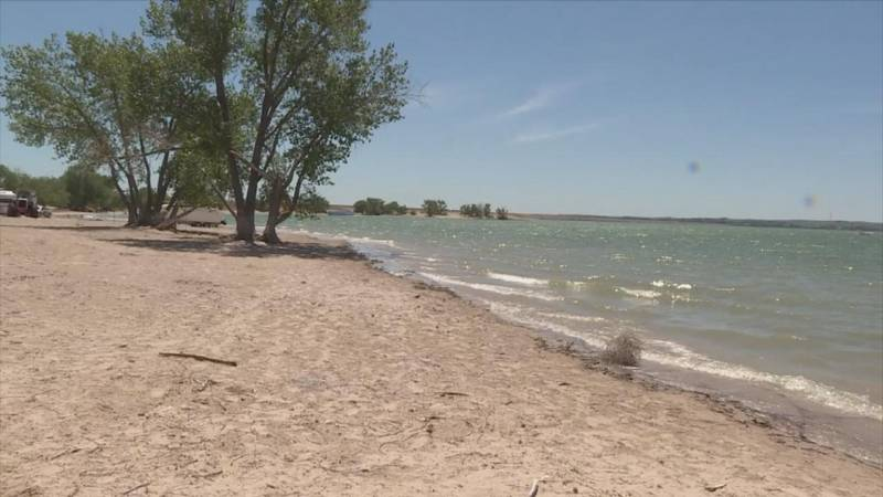 Beach advisory posted for Wakulla County.