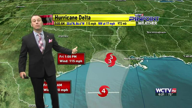Meteorologist Rob Nucatola gives you the forecast for Wednesday, Oct. 7, 2020.