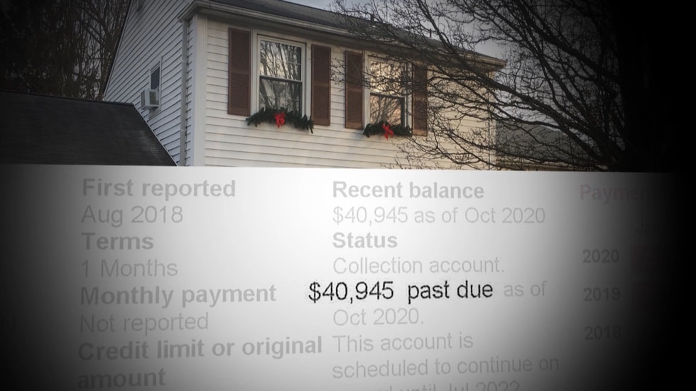 In 2020, James and Jill Casula were denied a loan to refinance their home. The big hit, they...