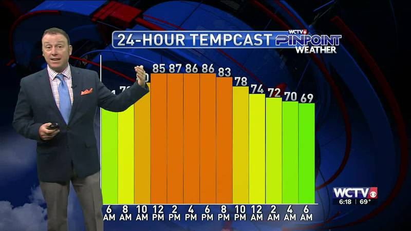 Meteorologist Rob Nucatola gives you the forecast for Thursday, June 3, 2021.