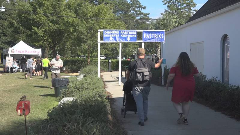 After a one-year hiatus, the Greek Festival has returned to Tallahassee and is bringing the...