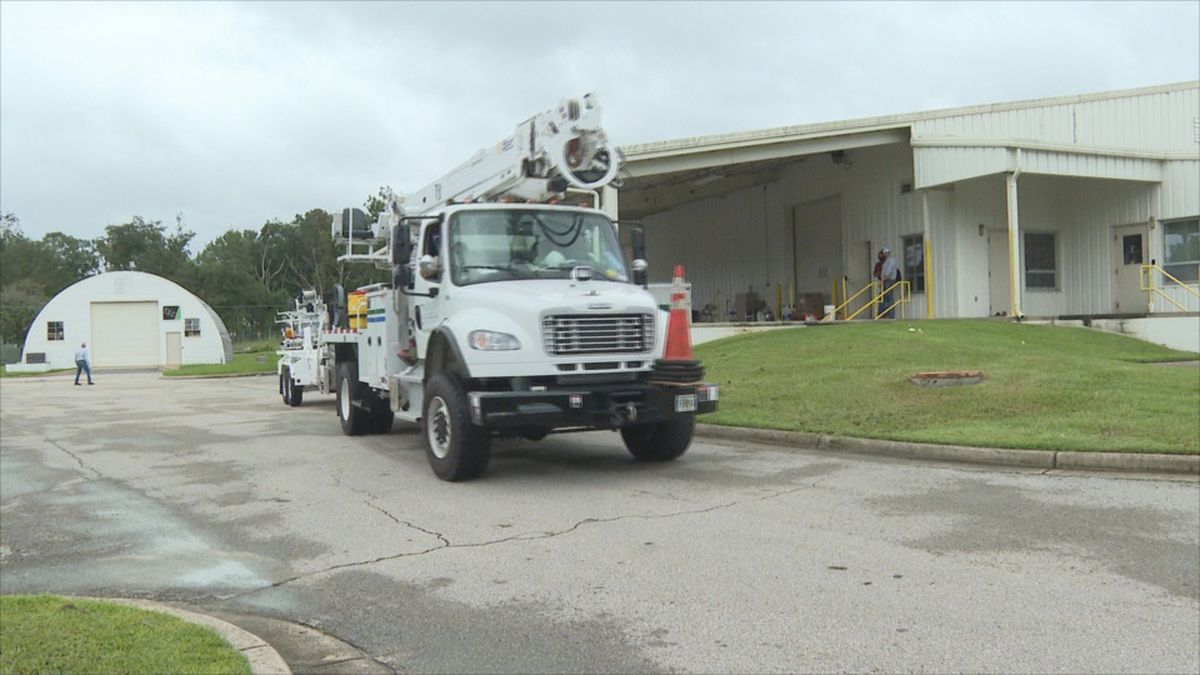 Talquin Electric Sends Crews To Assist Hurricane Sally Clean Up In Escambia Is an equal opportunity provider and employer. assist hurricane sally clean up in escambia