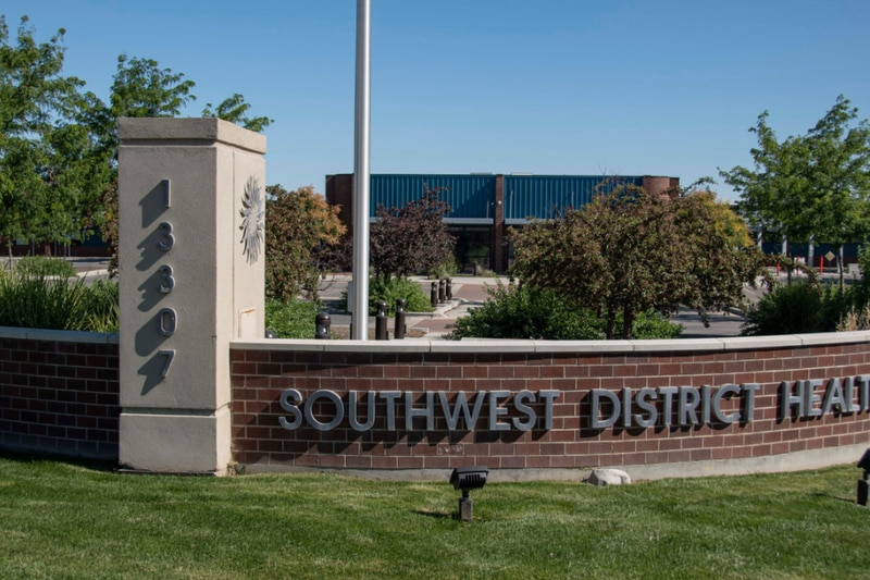 The Southwest Health District (SWHD) said it's struggling to get people under 40 vaccinated for...