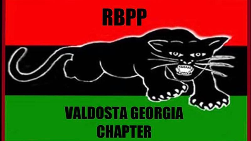 The Revolutionary Black Panther Party has an armed march scheduled for 5:30 p.m. Saturday near...