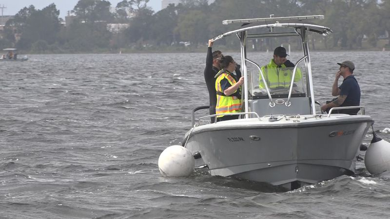 FDOT's D3 dive team saves lives by inspecting more roughly 2,000 bridges across 16 counties.