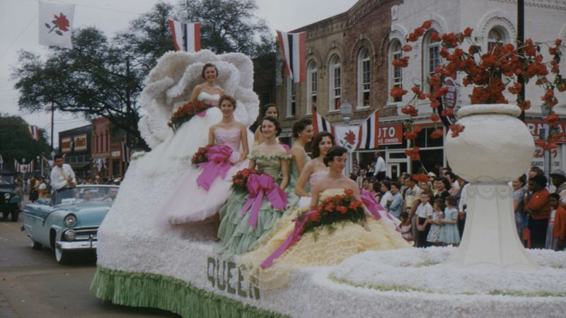 The Rose and Flower show has been a tradition in Thomasville for 100 years. This year's theme...