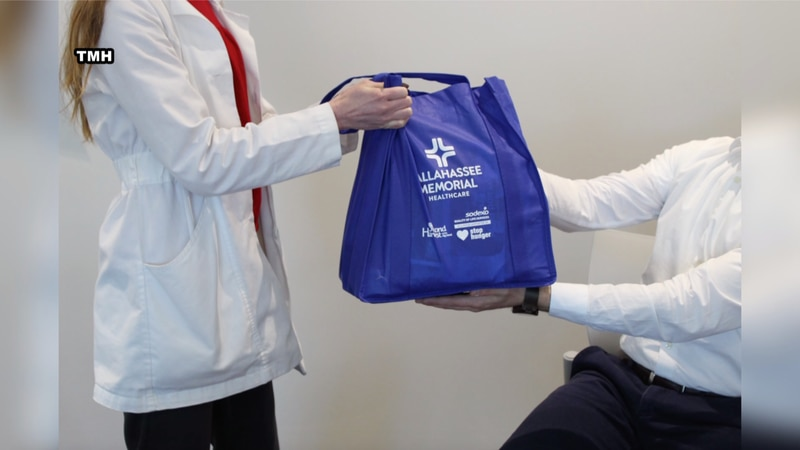TMH has added their name to fight against hunger by launching a program that helps patients who...