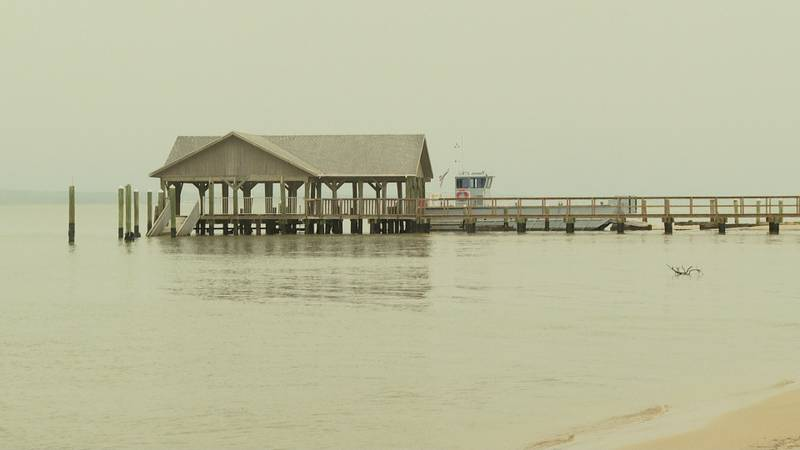 When hurricanes come to shore, storm surge doesn't just flood our homes. Tropical storms also...