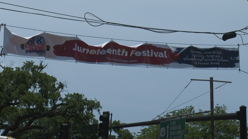 The 2nd annual Freedom Festival is returning to Thomasville in observance of Juneteenth.