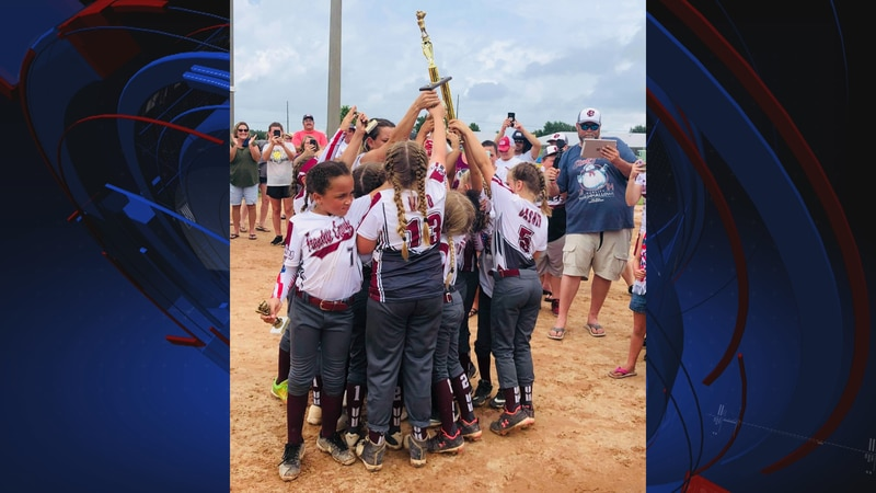 The Franklin County Darling All Stars are holding a fundraiser to help with travel expenses and...