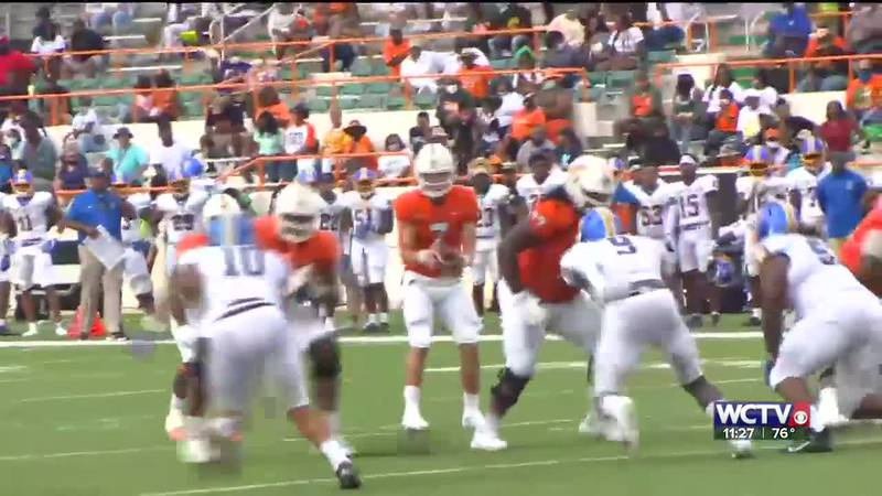 After securing their first win of the season, the Rattlers are ready to faceoff against an FBS...