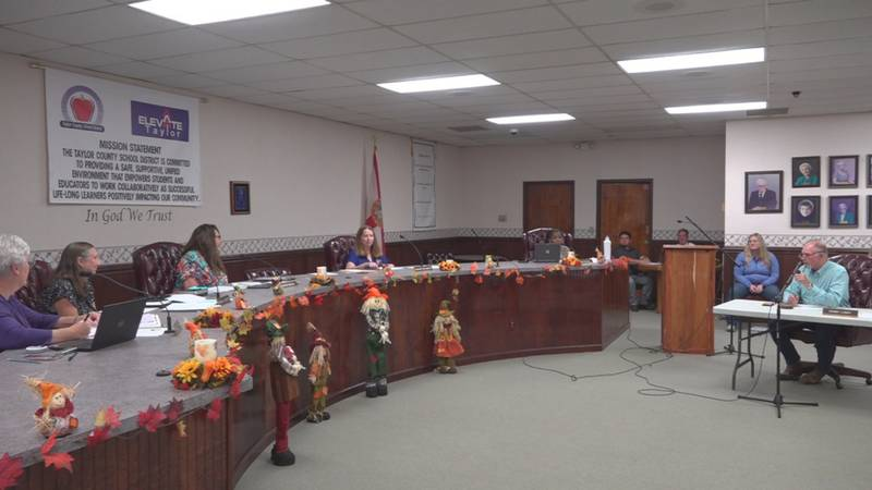The Taylor County school board voted to install a temporary superintendent in the wake of Danny...