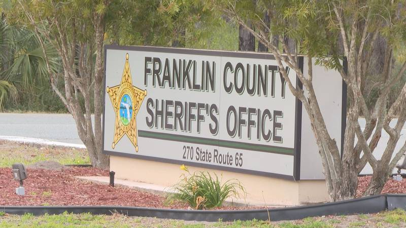 Franklin County warning about going in the water when single red flags are flying