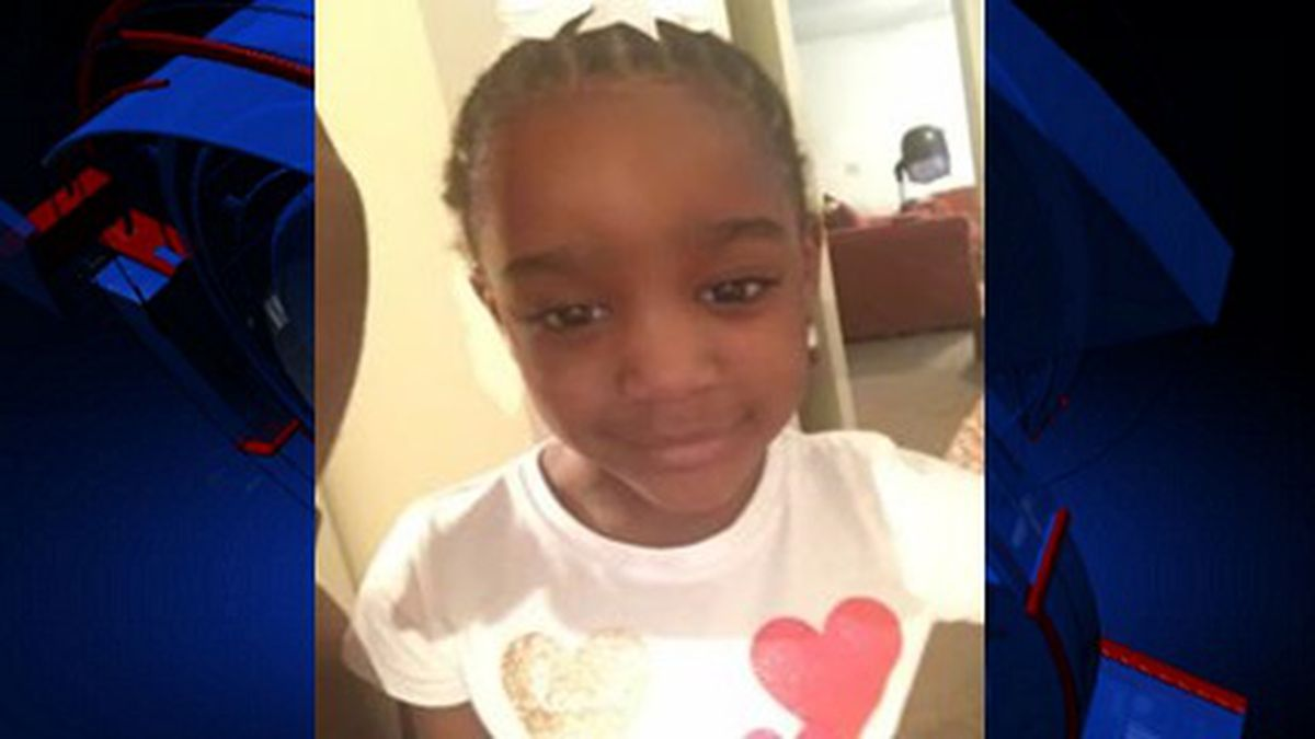 Taylor Williams was last seen near the 600 block of Ivy Street in Jacksonville. She was wearing purple and pink pajamas the last time someone saw her, FDLE says.