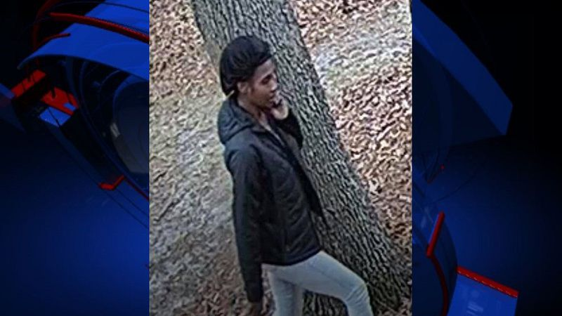 The Leon County Sheriff's Office is searching for a porch pirate.