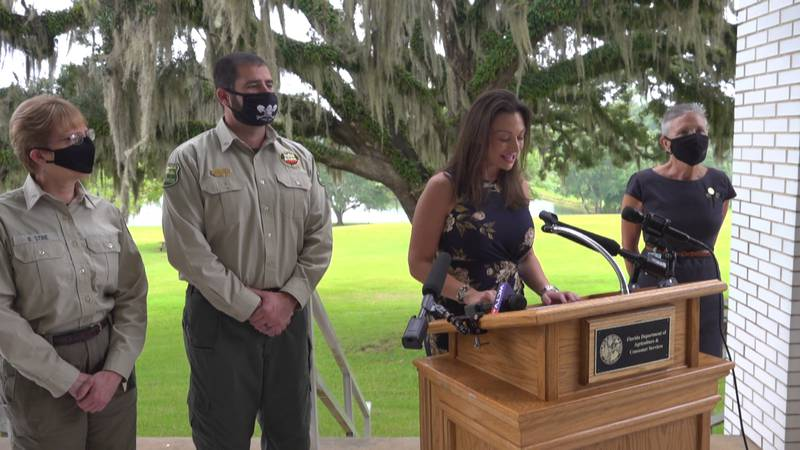 Florida Agriculture Commissioner, Nikki Fried, announced the launch of a new program to address...