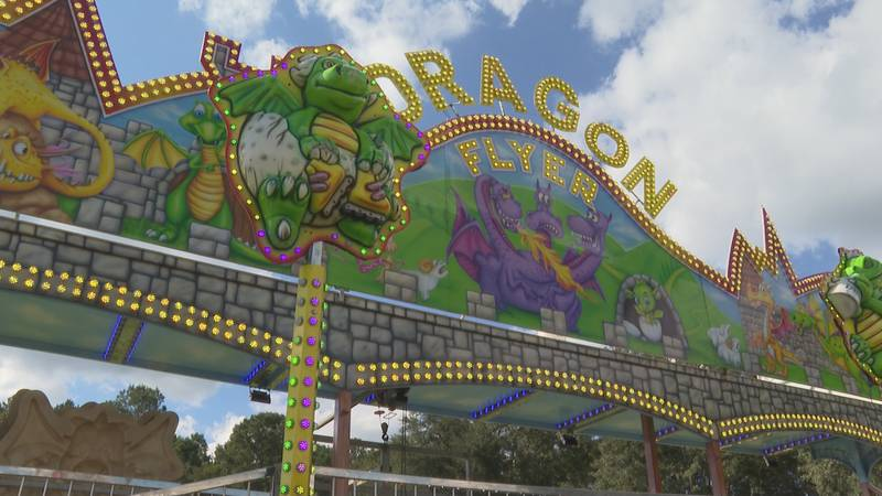 The 63rd Annual Deep South Agricultural fair has returned to Thomasville.
