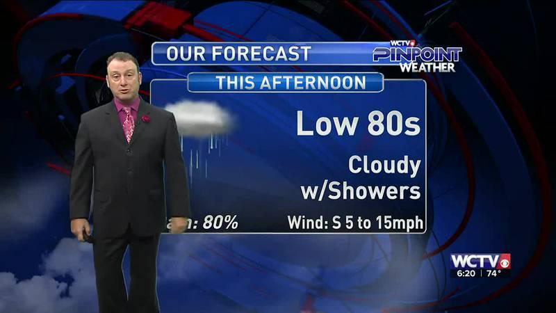 Rob's Wednesday Morning Forecast: Sept. 15, 2021