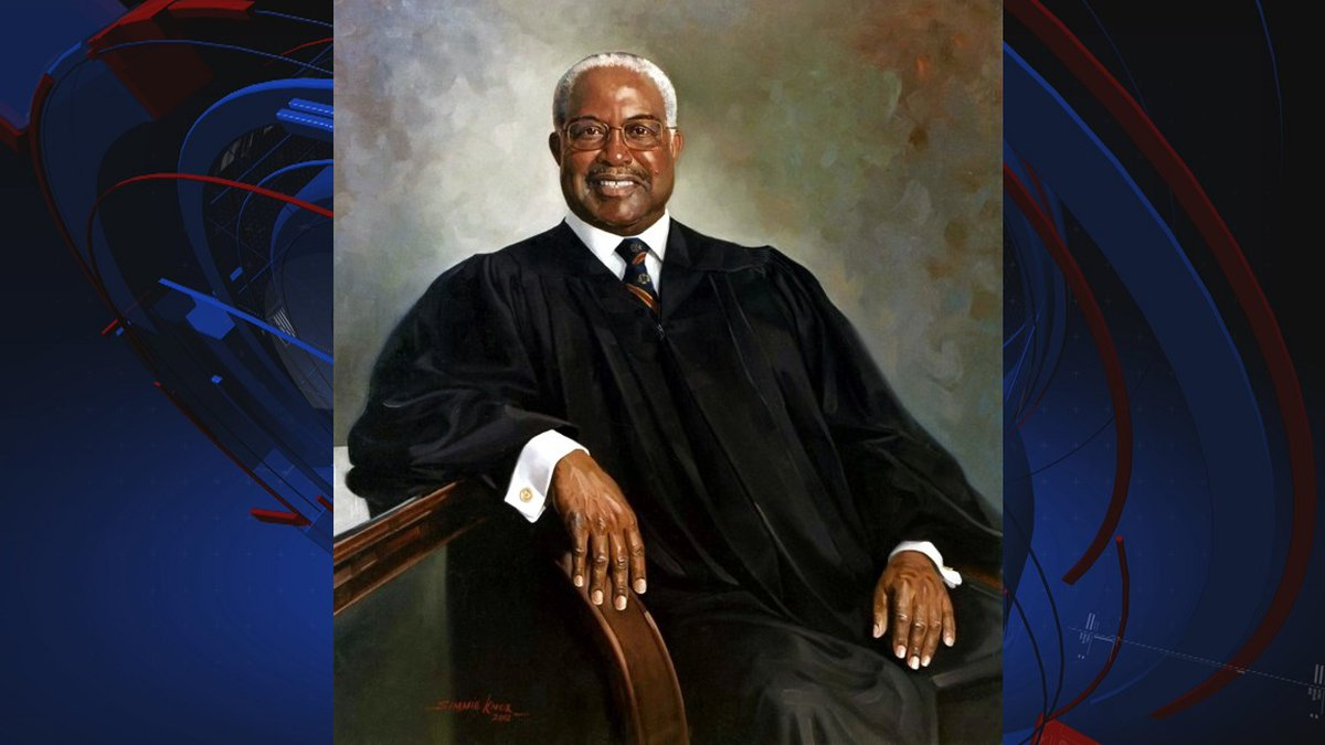 Justice Joseph Woodrow Hatchett will lie in state at the Florida Supreme Court on Friday, May 7.