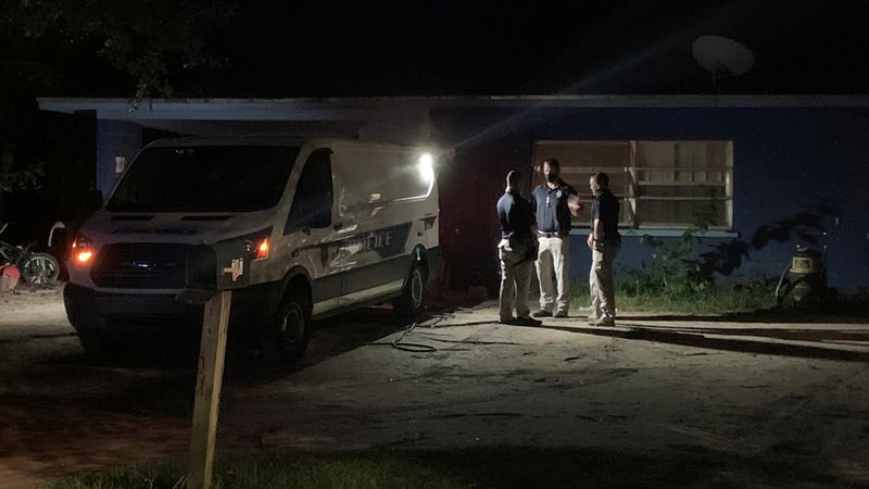 A strong presence of law enforcement in the Apalachee Ridge neighborhood Monday night prompted...