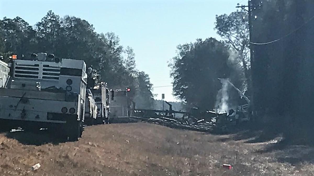 Homerville Woman Killed In Crash Involving Log Truck