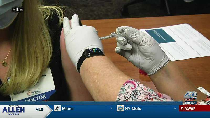 UF researchers have evidence that vaccinated  mothers may be able to give their offspring...