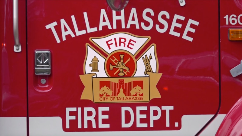 Two people were displaced Saturday following a house fire in Tallahassee. One person was taken...