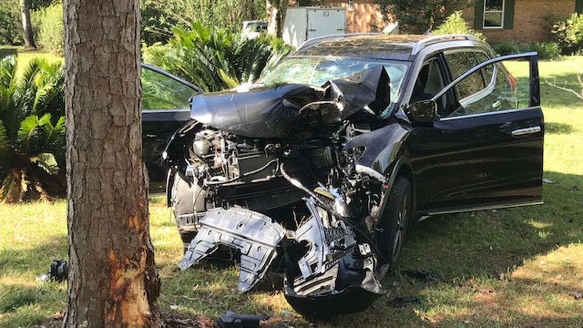 The Leon County Sheriff's Office says it responded to a crash in the 700 block of Timberlane...