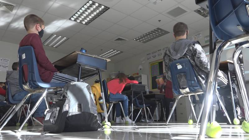 Leon Country Schools is standing by their plan to have a voluntary mask mandate this school...