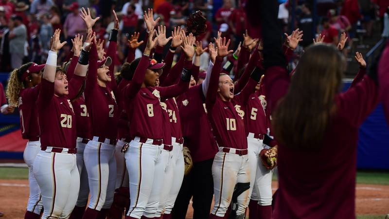 While the 'Nole nation is cheering on their team, Lonni Alameda's squad is also inspiring a lot...